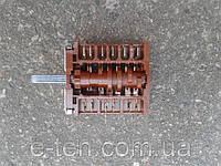 Переключатель ПМ 27266 (46.27266.500) семипозиционный для электроплит EGO, Германия