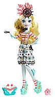 Кукла Монстер Хай Лагуна Блю Кораблекрушение (Monster High Shriekwrecked Nautical Ghouls Lagoona Blue Doll)