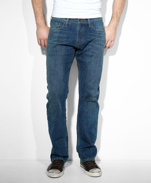 Джинсы мужские LEVIS 514™ Slim Straight Jeans - Austin
