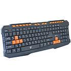 Клавіатура Gemix W-250 Black USB