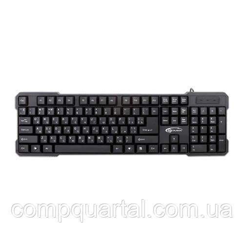 Клавіатура Gemix KB-160 Black USB