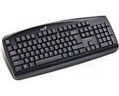 Клавіатура Genius KB-110 Black (31300700113) USB