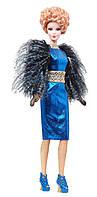 Коллекционная кукла Барби Голодные игры И вспыхнет пламя Эффи Barbie The Hunger Games: Catching Fire Effie Doll