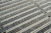 ACO Vario алюминиевая решётка с войлочным покрытием 750х500х20 мм для поддержания чистоты в доме. Светло-серый, фото 1