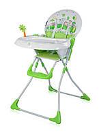 Стульчик для кормления JOLLY для детей с 6 месяцев (ремни безопасности, игрушка) ТМ Lorelli (Bertoni)
