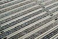 ACO Vario алюминиевая решётка с войлочным покрытием 600х400х20 мм для поддержания чистоты в доме. Светло-серый