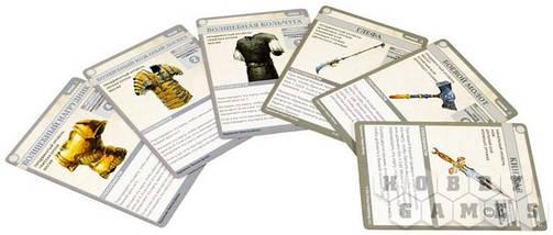 Настольная игра Pathfinder. Колода дополнительных персонажей , фото 3