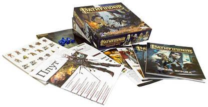 Настольная игра Pathfinder. Настольная ролевая игра. Стартовый набор, фото 3
