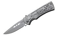 Компактный складной нож ,150мм,функциональный дизайн