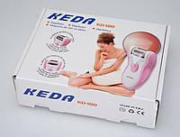 Электроэпилятор и пиллинг, Keda 180