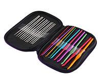 Набор крючков для вязания 22 шт.