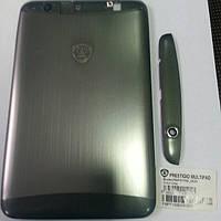 Крышка для планшета Prestigio multipad pmp5770d серая б/у