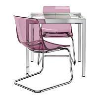 Стол GLIVARP / TOBIAS 2 стула IKEA