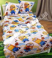 Детское постельное белье Миньйон