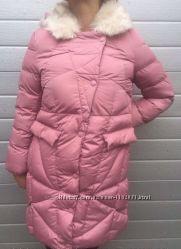 Пальто зимнее для девочки рост 146 -164, GRACE 60432