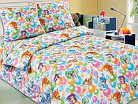 Комплект детского постельного белья,Праздник мир,поплин