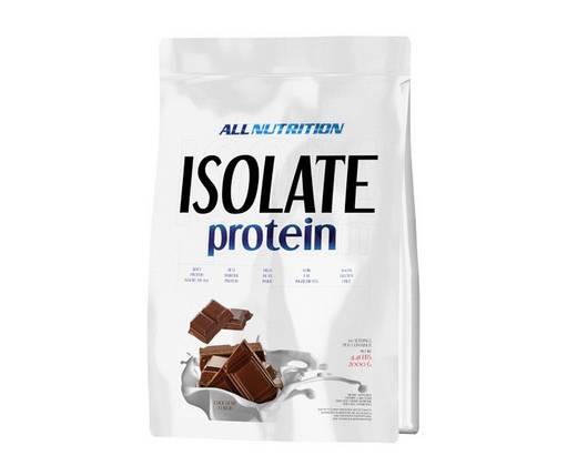 Протеин AllNutrition Isolate Protein 2 кг, фото 2