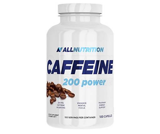 Caffein 200 power 100 caps, фото 2