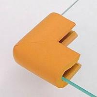 Защитные  накладки на острые углы стеклянного стола