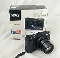 Фотоаппарат Sony Cyber-Shot DSC-HX50 Black 20.4mp 30x zoom