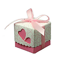 Бонбоньерка - коробочка для конфет, подарочка коробка