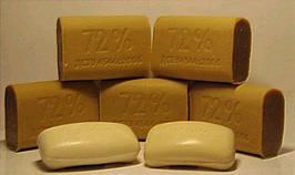 Мыло хозяйственное 72% (180 г.)