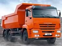 Заказать камаз в Днепропетровске, вывоз строительного мусора