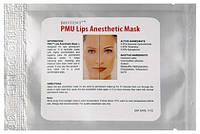 Маска PMU для анестезии губ при перманентном макияже
