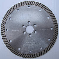 Алмазный диск под фланец для  резки бетона, гранита Turbo 150x2,2/1,5x10x22,23