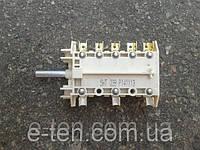 Переключатель ПМ 039 (5HT 039) семипозиционный для электроплит Италия