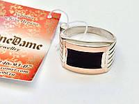 Мужское кольцо печатка 20 размер, фото 1