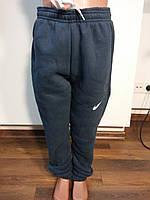 Спортивные штаны подростковые на флисе оптом