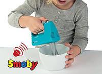 Интерактивный игрушечный Миксер Mini Tefal Smoby 310500