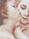 Авторская канва для вышивки бисером «Поцелуй Ангелков», фото 2