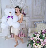 """Мягкая игрушка мишка СЕНЯ (105 см), Харьков """"Белый"""""""