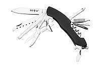 Нож многофункциональный  11 функций ,155 мм