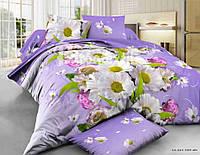 Красивое постельное бельё Ранфорс семейное