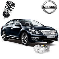 Автобаферы ТТС для Nissan Teana (2 штуки)