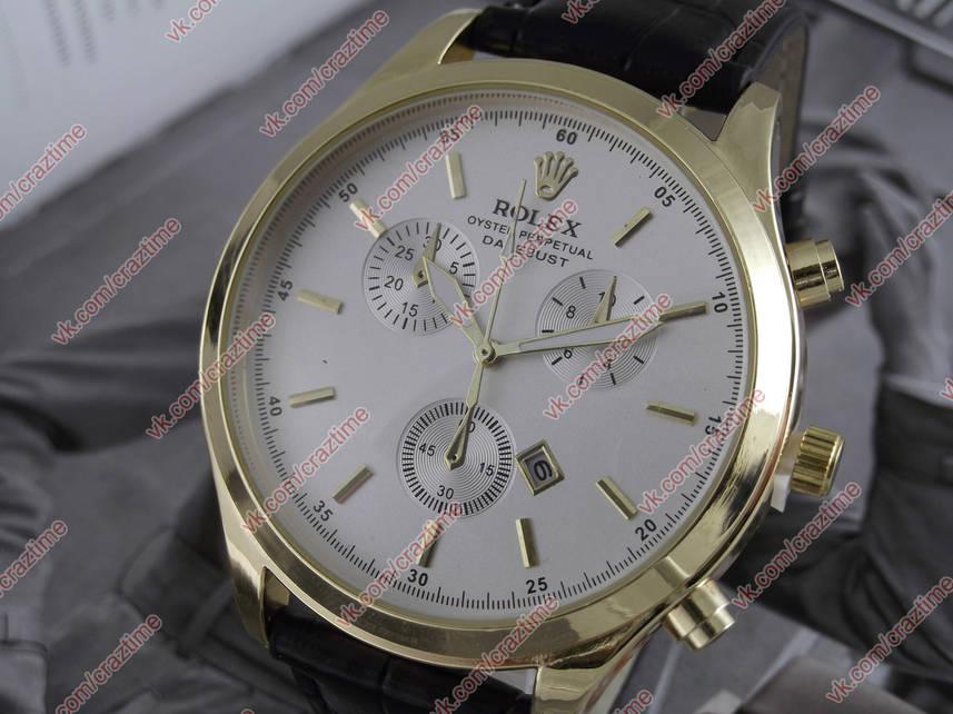 0d3d18b44986 Мужские кварцевые наручные часы Rolex 6730 (448206955). Цена, купить ...