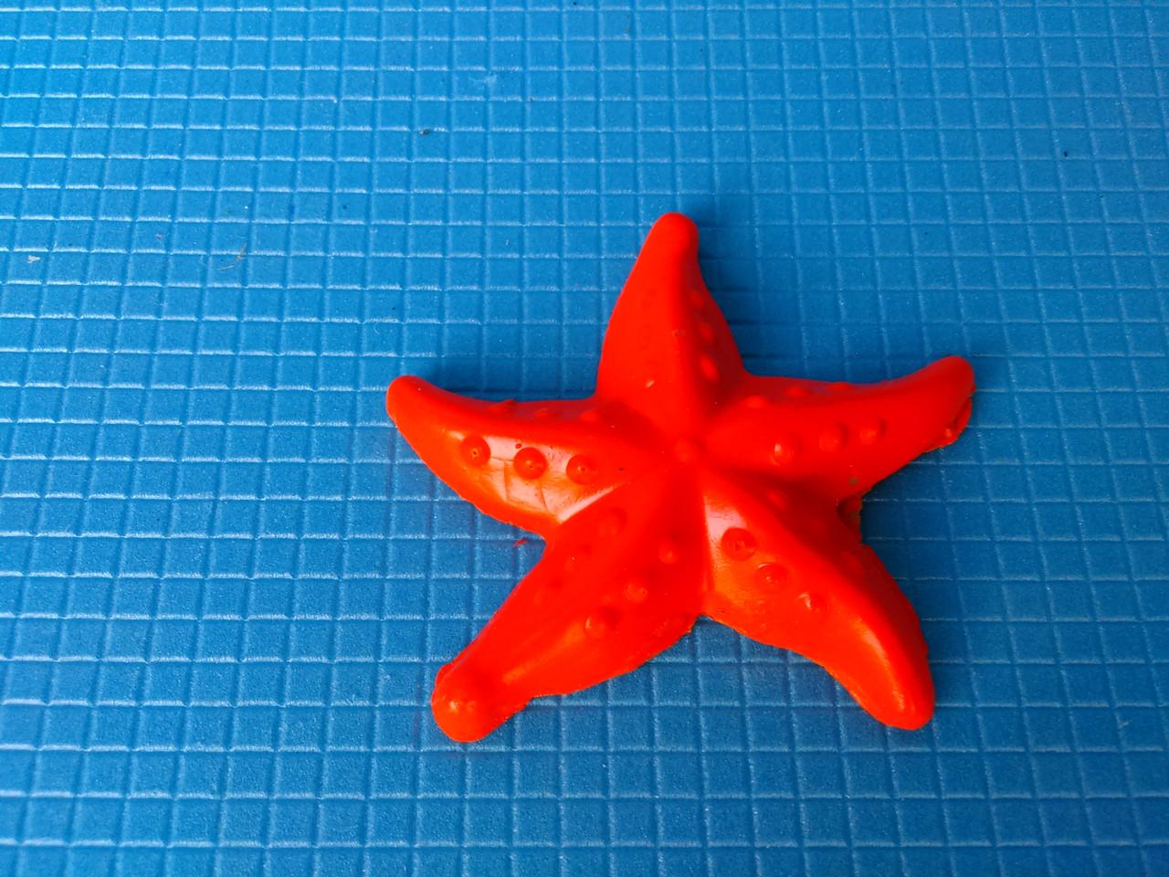 Звездочка красная