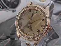 Женские кварцевые наручные часы Часы на кожаном ремешке