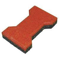 Тротуарная резиновая брусчатка «Катушка» 40мм, фото 1
