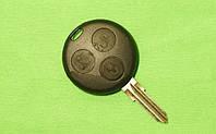 Mercedes - remote key 433Mhz SMART , 3кнопки