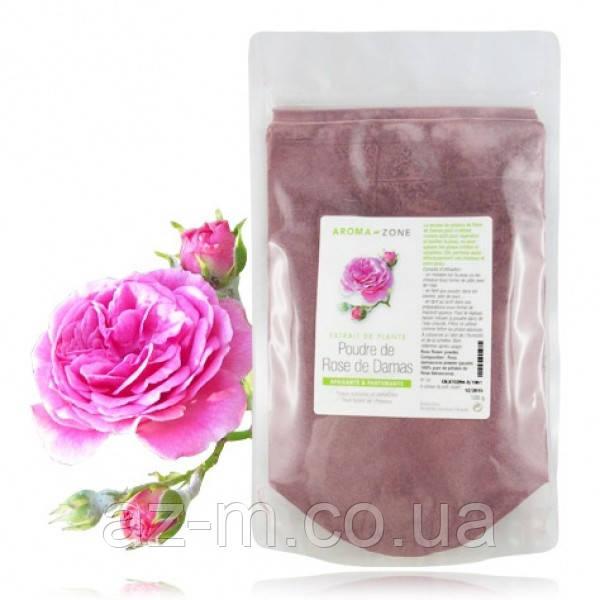 Аюрведический порошок Дамасской Розы (Rose de damas)