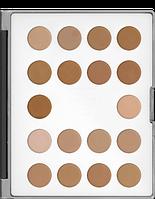 Micro корректоры в мини-палитре 18 цветов серии HIGH DEFINITION