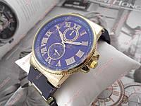 Мужские кварцевые наручные часы Ulysse Nardin 6600
