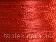 Тасьма атласна 3 мм червоний 99 ярд.