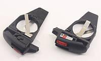Mercedes - панель для батареек рыбка б/хрома