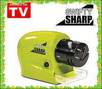 Электроточилка для кухонных ножей Swifty Sharp