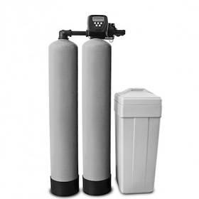 Системы умягчения воды колонного типа